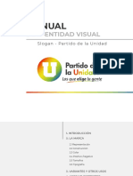 Manual de Identidad Slogan-PU