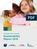 2018 dairy sustainability report