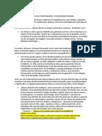Aportes Afroperuanos en La Espiritualidad y Religiosidad Peruana.
