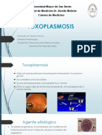 Toxoplasmosis Final
