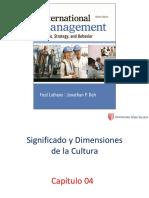 05 Significado y Dimensiones de La Cultura