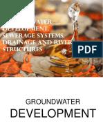 Groundwater dev
