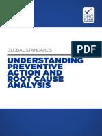 BRC Understanding Preventive Action - Food 8