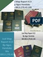 WA 0813.270.43.100, Jual Cetak Raport K13 diTeluk Dalam Sumatra Utara