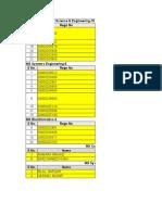 attandance file
