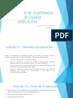 2 CONSTITUCIÓN DE GUATEMALA EDUCACIÓN.pptx