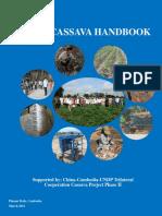 Cassava Handbook