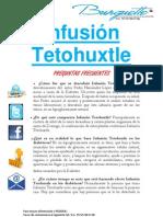 Infusión Tetohuxtle