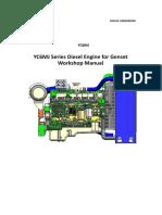Engine Yuchai YC6MJ