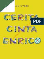 Ayu Utami - Cerita Cinta Enrico.pdf