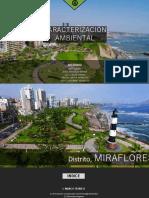 Miraflores- Plan Caracterización Ambiental