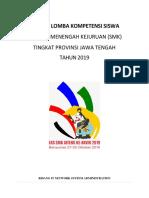 Kisi-kisi LKS IT Networking SysAdmin Prov Jateng 2019