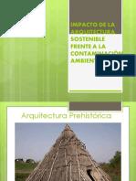 Impacto de la arquitectura sostenible