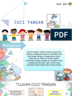 Hygine Personal - Cuci Tangan