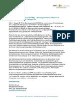 20170804 Pressemeldung BGH-Beschluss LG Tuebingen Final