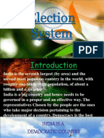 Election System in India