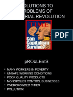 SOLUTIONS TO PROBLEMS OF INDUSTRIAL REVOLUTION.pptx