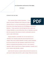 MINORITY SHAREHOLDERS RIGHTS and PROTECTION.docx