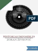Historias Imposibles - Zoran Ivkovi