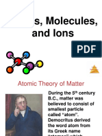 4. Atoms Molecules Ions