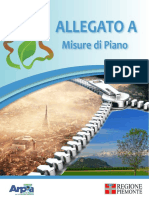 Piano Regionale Qualità dell'Aria Piemonte Allegato A - Misure di Pieno