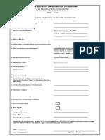 1. Pf Advance Application