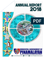 Annual Report of Mindoro Province