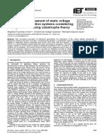 Probabilistic assessment of static voltage.pdf