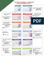 Curso 2019-20. Apertura en sábados y domingos. CRAI Ulloa y otras bibliotecas BUS