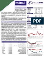 VB Saptamanal 17.10.2019 Inflatia in Accelerare in Septembrie