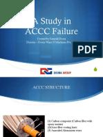 ACCC Line Failure Presentation