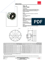 Kruger axial fan selection