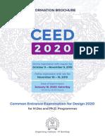 CEED2020 Brochure