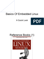Basics of Embedded Linux