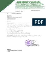 Surat Pengantar Akreditasi 2019 -Upw Ok