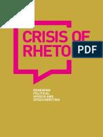 Crisis of Rhetoric Report