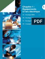 Catalogue Equipements Arc Electrique Saf Fro