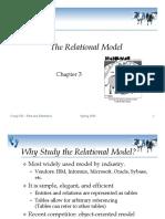 Tutorial on Relational Model