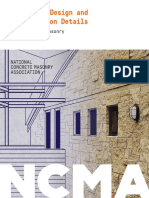 NCMA Annotated D&C Manual