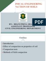 Bhanupriya Sharma- Soil Mechanics