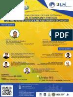 Flyer ICIE Participant 2019