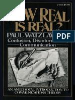 Paul Watzlawick - How Real Is Real.pdf