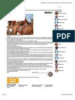 Carta Dos Caciques Munduruku