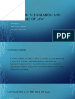 LESSON 8 - LEGISLATION AND THE RULE OF LAW reported by Aira&Niljohn.pptx