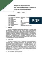 Metodologia de La Investigacion Juridica