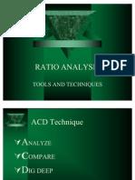 25501696 Ratio Analysis