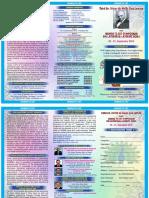 3rd Dr. Victor de Mello Goa Lecture & ISSMGE TC107 Symposium
