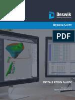 Instalación deswik