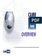 CAMU Overview - 2012 Brochure
