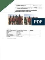 Training Reports